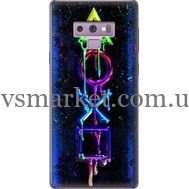 Силиконовый чехол BoxFace Samsung N960 Galaxy Note 9 Graffiti symbols (34914-up2432)
