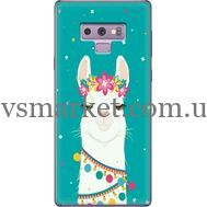 Силиконовый чехол BoxFace Samsung N960 Galaxy Note 9 Cold Llama (34914-up2435)