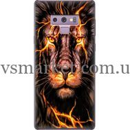 Силиконовый чехол BoxFace Samsung N960 Galaxy Note 9 Fire Lion (34914-up2437)