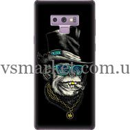Силиконовый чехол BoxFace Samsung N960 Galaxy Note 9 Rich Monkey (34914-up2438)
