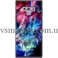 Силиконовый чехол BoxFace Samsung N960 Galaxy Note 9 Northern Lights (34914-up2441)