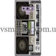 Силиконовый чехол BoxFace Samsung N960 Galaxy Note 9 Old Boombox (34914-up2446)