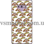 Силиконовый чехол BoxFace Samsung N960 Galaxy Note 9 Pringles Princess (34914-up2450)