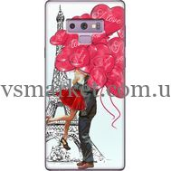 Силиконовый чехол BoxFace Samsung N960 Galaxy Note 9 Love in Paris (34914-up2460)