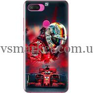 Силиконовый чехол BoxFace Xiaomi Mi 8 Lite Racing Car (35658-up2436)