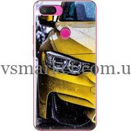 Силиконовый чехол BoxFace Xiaomi Mi 8 Lite Bmw M3 on Road (35658-up2439)