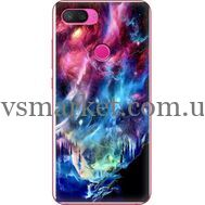 Силиконовый чехол BoxFace Xiaomi Mi 8 Lite Northern Lights (35658-up2441)