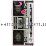 Силиконовый чехол BoxFace Xiaomi Mi 8 Lite Old Boombox (35658-up2446)