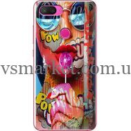 Силиконовый чехол BoxFace Xiaomi Mi 8 Lite Colorful Girl (35658-up2443)