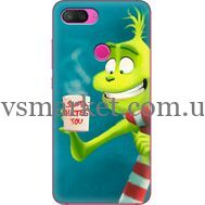 Силиконовый чехол BoxFace Xiaomi Mi 8 Lite Santa Hates You (35658-up2449)