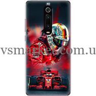 Силиконовый чехол BoxFace Xiaomi Mi 9T / Mi 9T Pro Racing Car (37376-up2436)