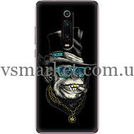 Силиконовый чехол BoxFace Xiaomi Mi 9T / Mi 9T Pro Rich Monkey (37376-up2438)