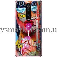 Силиконовый чехол BoxFace Xiaomi Mi 9T / Mi 9T Pro Colorful Girl (37376-up2443)