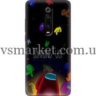 Силиконовый чехол BoxFace Xiaomi Mi 9T / Mi 9T Pro Among Us (37376-up2456)
