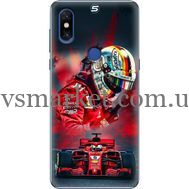 Силиконовый чехол BoxFace Xiaomi Mi Mix 3 Racing Car (36474-up2436)
