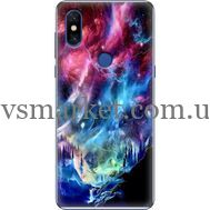 Силиконовый чехол BoxFace Xiaomi Mi Mix 3 Northern Lights (36474-up2441)