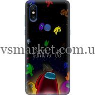 Силиконовый чехол BoxFace Xiaomi Mi Mix 3 Among Us (36474-up2456)