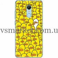 Силиконовый чехол BoxFace Xiaomi Redmi 5 Yellow Ducklings (32520-up2428)