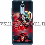 Силиконовый чехол BoxFace Xiaomi Redmi 5 Racing Car (32520-up2436)