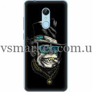 Силиконовый чехол BoxFace Xiaomi Redmi 5 Rich Monkey (32520-up2438)
