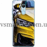 Силиконовый чехол BoxFace Xiaomi Redmi 5 Bmw M3 on Road (32520-up2439)