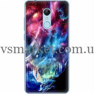 Силиконовый чехол BoxFace Xiaomi Redmi 5 Northern Lights (32520-up2441)