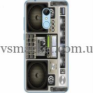 Силиконовый чехол BoxFace Xiaomi Redmi 5 Old Boombox (32520-up2446)