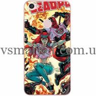 Силиконовый чехол BoxFace Xiaomi Redmi Note 5A Prime Deadpool and Mary Jane (32183-up2454)