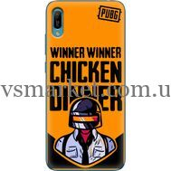 Силиконовый чехол BoxFace Huawei Y6 2019 Winner Winner (36451-up2424)