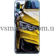 Силиконовый чехол BoxFace Huawei Y6 2019 Bmw M3 on Road (36451-up2439)