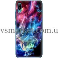 Силиконовый чехол BoxFace Huawei Y6 2019 Northern Lights (36451-up2441)