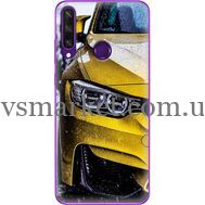 Силиконовый чехол BoxFace Huawei Y6p Bmw M3 on Road (40017-up2439)