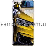 Силиконовый чехол BoxFace Huawei Y9 2018 Bmw M3 on Road (33895-up2439)