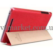 Nillkin Tree-texture Leather Case Google Nexus7 red