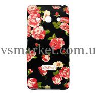 Cath Kidston Flowers Samsung Galaxy Star Advance (G350) Black